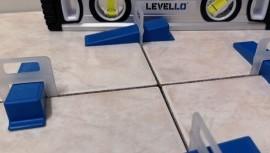 Nivelačný system LEVELLO ® – Tile leveling system